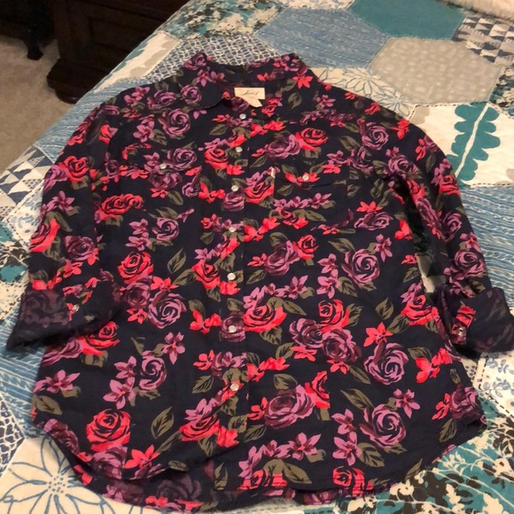 Levi's Tops - Levi's Floral Top